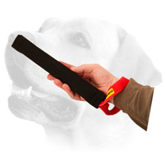 Training French Linen Dog Bite Tug For Labrador