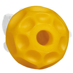Quality Labrador tetraflex     ball for chewing