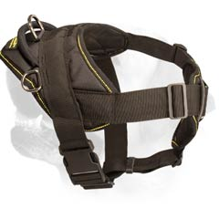 Labrador Tracking Nylon Harness