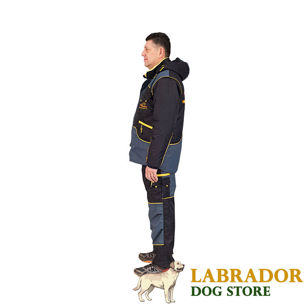 Comfortable Dog Bite Suit for Safe Training