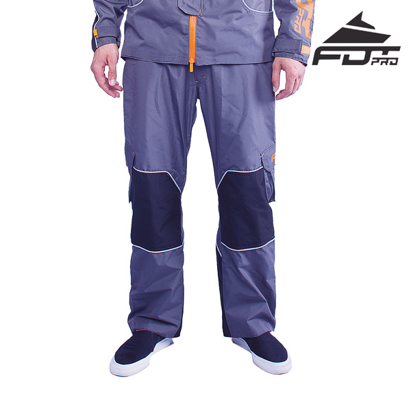FDT Pro Pants Grey Color for Any Weather Use