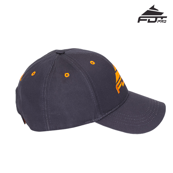 Reliable Easy to Adjust Snapback Cap for Dog Walking